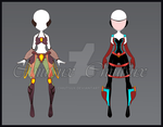 OPEN (2/2) Outfit Adopts Set 3 by Chiutsux
