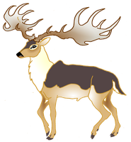 Irish Elk by DianaKennedy