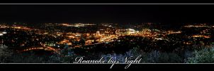 Roanoke by Night by WeezyBlue