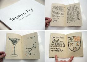 Stephen Fry: A Visual Bio by xchingx
