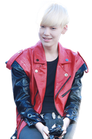 [PNG RENDER] B.A.P Zelo by jungsociu128