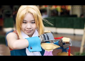 Final Fantasy Dissidia Zidane by ladyshadow-meigua