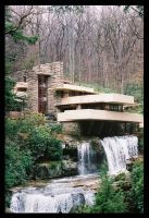F. L. Wright: Fallingwater by pathos1