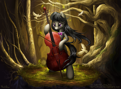Perfection of music by DaffyDream