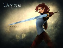 Gimle Layne by Aztarieth