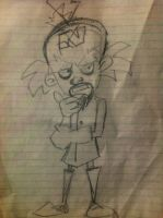neo cortex sketch by rods3000