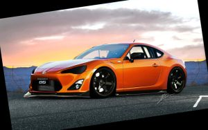 2013 Toyota GT86 by TKtuning