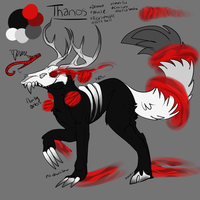 THIS WAS SUPPOSED TO BE AN ADOPT BUT by rainfeather5