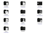 Imperfection icons by LuxieBlack