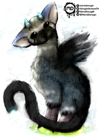 The Last Guardian - link for REDBUBBLE by daregindemone04