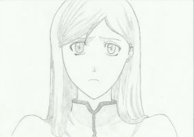 Orihime Inoue by partybeast1