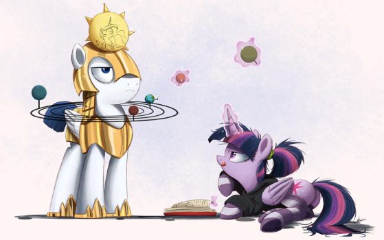 Astronomy by NCMares