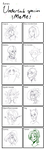 Undertale Species meme -Split- by 2alexx2