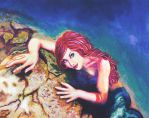 Little Mermaid by quinncicle