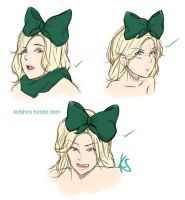 Elise Expressions by Kid-Shiro