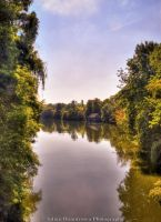 Endless river HDR by ScorpionEntity