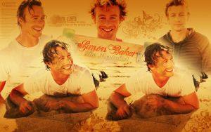 Simon Baker actor by Anthony258