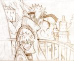 hokage by Sanzo-Sinclaire