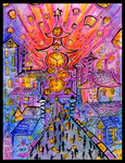 City of Clocks and Lanterns by FlyingCarpets