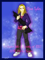 DW- Rose Tyler by Suppu