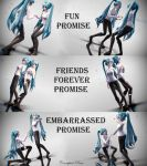 'Promise' Pose Download Pack by CorruptedDestiny