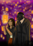 Light the lanterns by FlameCurry