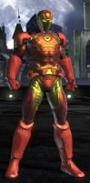 Iron Man (DC Universe Online) by comix-fan