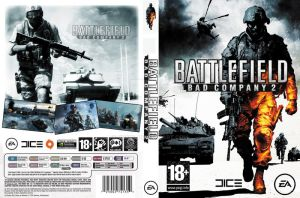 Battlefield Bad Company 2 by vdk84