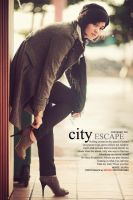 City Escape v.1 by bwaworga