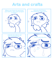 Arts and Crafts by SmokyJack