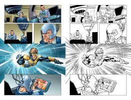 Booster Gold 46 pg 13 by shurita