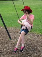 On the Swingset 2 by Windthin
