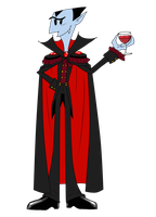 fancy Count Vlad by TheFreakyPanda