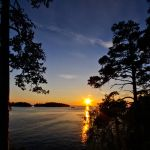 Sunset... Valaam Islands... by my-shots