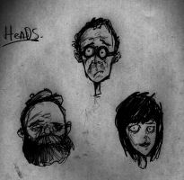 heads by PointyJake