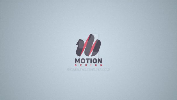 Motion Design logo by Szesze15