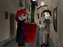 Halloweentime by The-Real-Shaydee