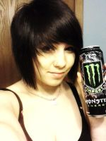 Ima Monster by beauty-to-pain