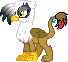 Teenage Gilda by StarryOak