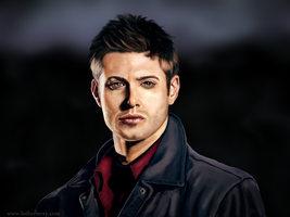 Supernatural (Dean) by lberry1976