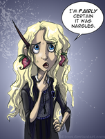 Harry Potter: Luna's certain by Bilious
