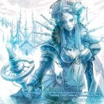 "Dimension-zero""Queen of ice"" by HiroUsuda"