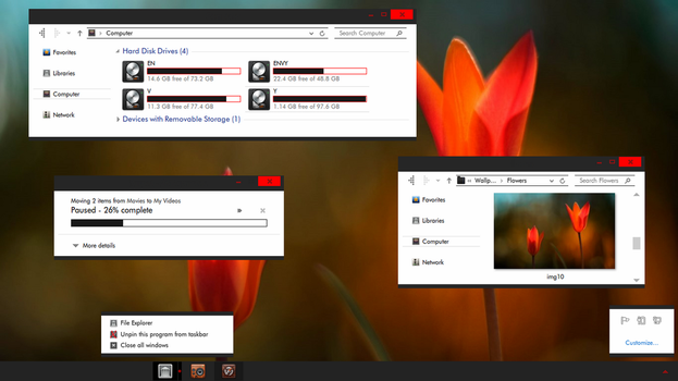 Incomplete VS for windows 8 RTM by sinopt