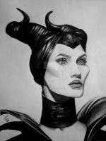 Maleficent by Spring-Fairy