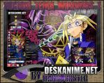 Yami Yugi Theme Windows 7 by Danrockster
