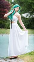 Michiru - Sailor Moon Cosplay by Jibril-Cosplay