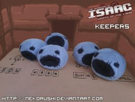 [The Binding of Isaac] Keepers by NekoRushi