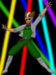F-zero - Dancing James by Rainbow-Boa