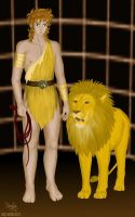 Lions by stayka