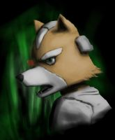 Star Fox iPhone Doodle by RedusTheRiotAct
